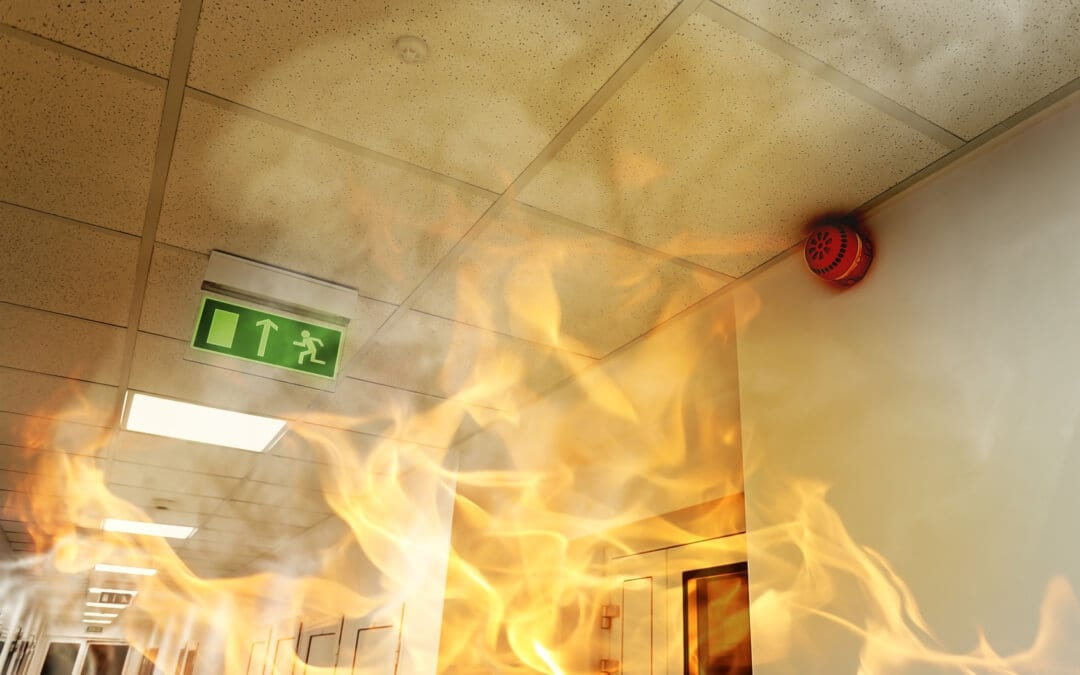 Differences Between Fire Protection & Fire Prevention