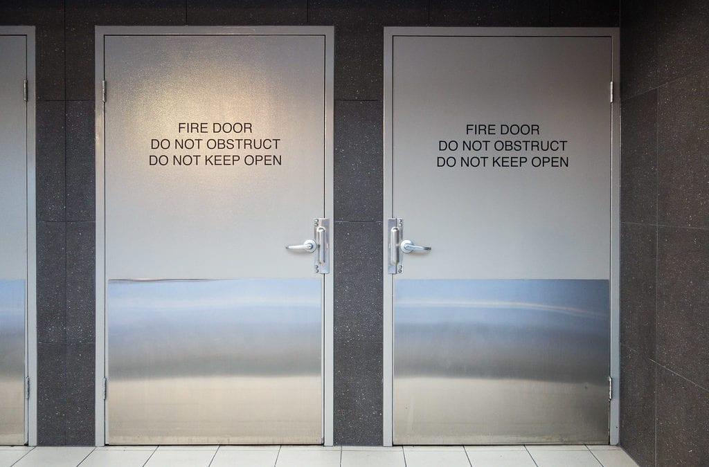 How effective are fire doors?