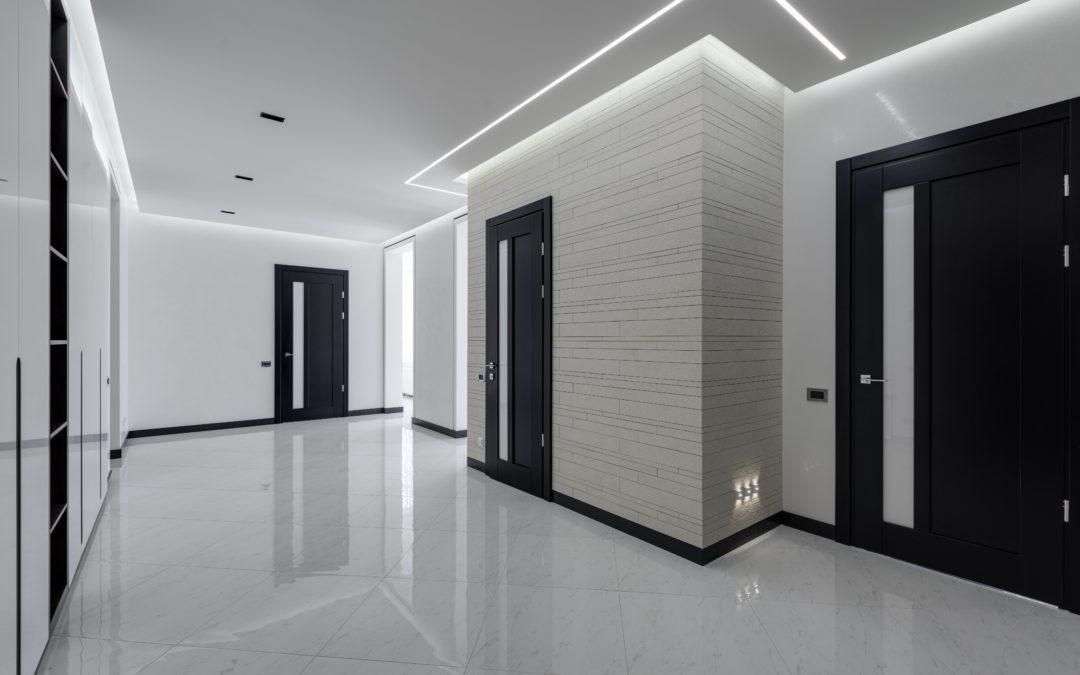 modern fire doors